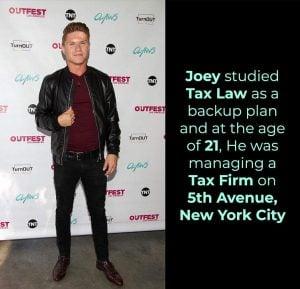 Joey Suarez LGBTQ