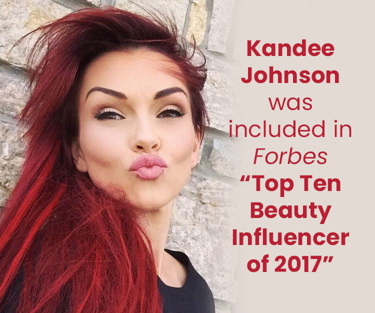 Kandee Johnson's Achievement