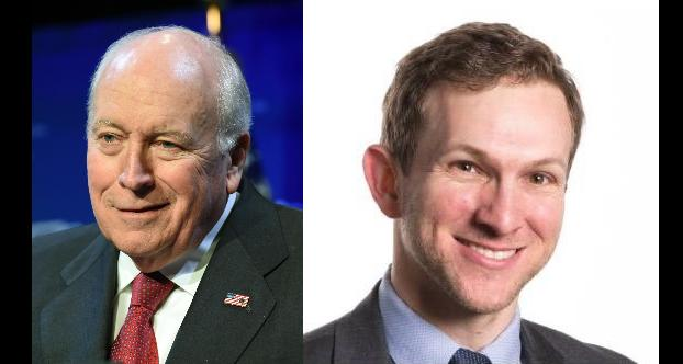 Kyle and Dick Cheney