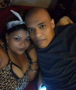 Lupita Samano with Boyfriend