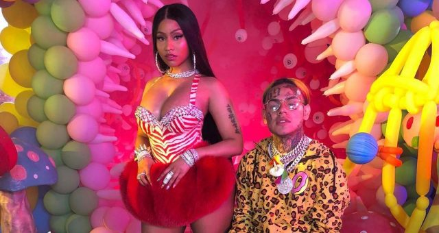 Nicki Minaj Dating Tekashi 69