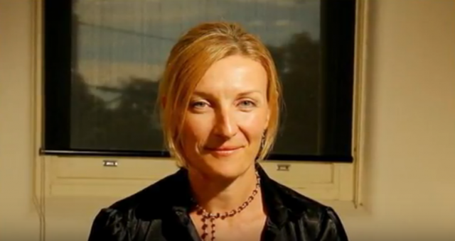 Pippa Grange, the Psychologist in sports