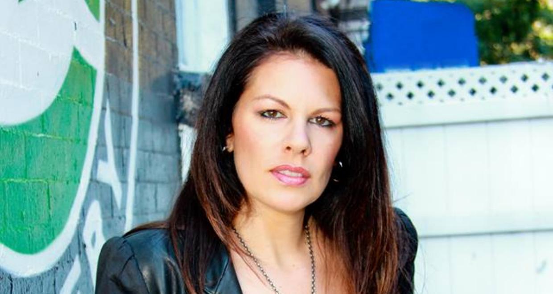 Radio host Kayla Riley