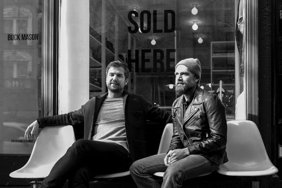 Sasha Koehn & Erik Allen Ford, Owner of Buck Mason