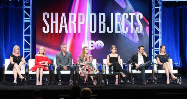 Sharp Objects Cast and Crew