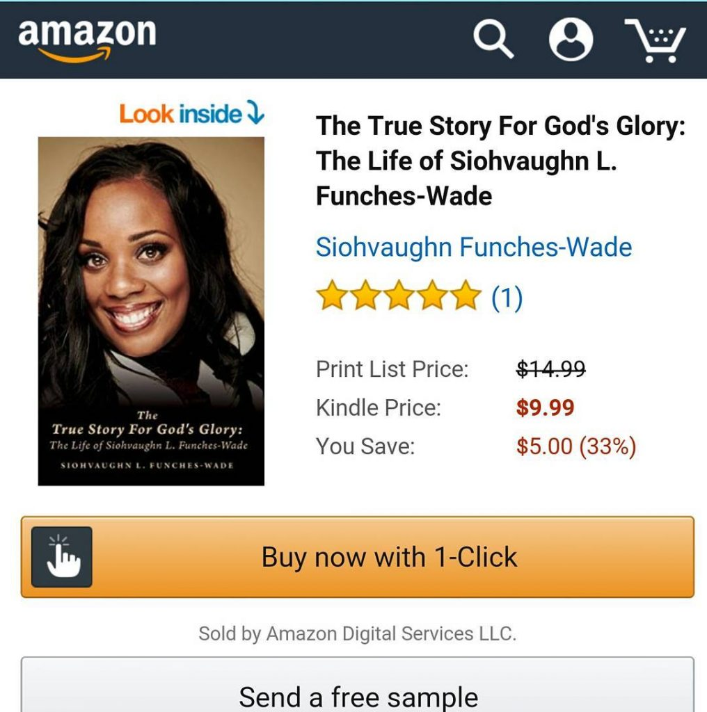 Siohvaughn Funches Book