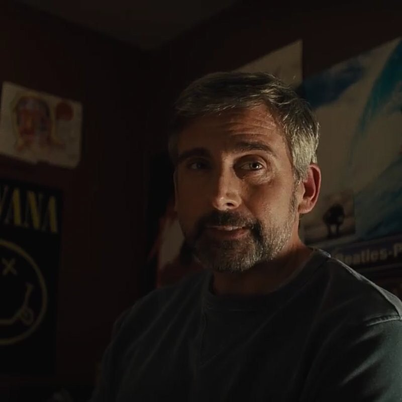 Steve Carell from 'Beautiful Boy'