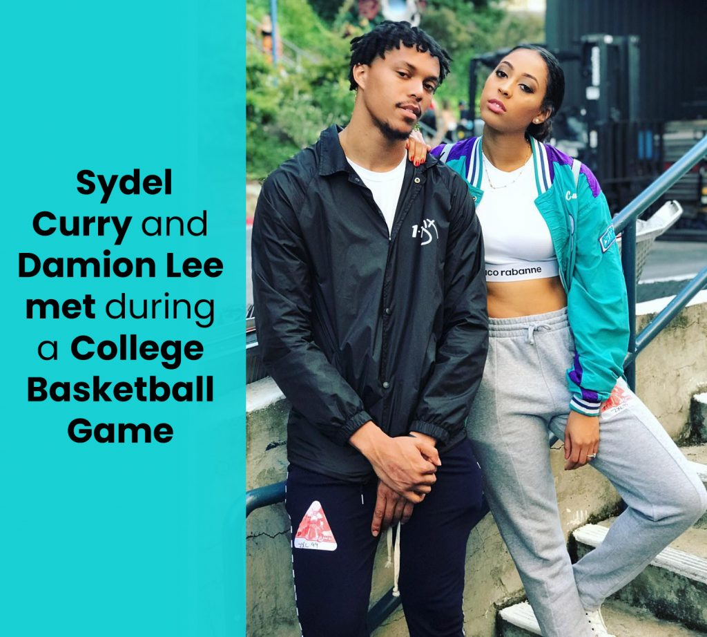 Sydel Curry and Damion Lee