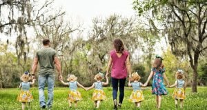 The Busdy Outdaughtered