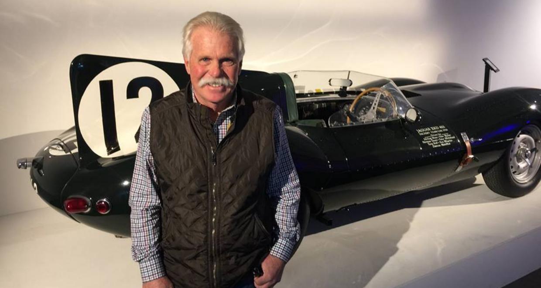 Wayne Carini, vintage car restorer