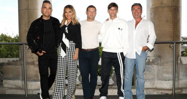 The X Factor UK Judges
