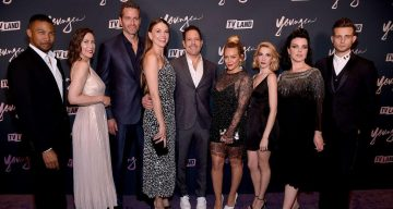 Younger Season 5 Cast