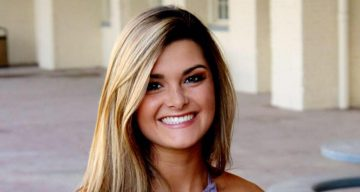 Chase Elliott's girlfriend, Kaylie Green
