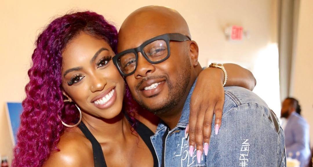 Dennis McKinley with Girlfriend, Porsha Williams