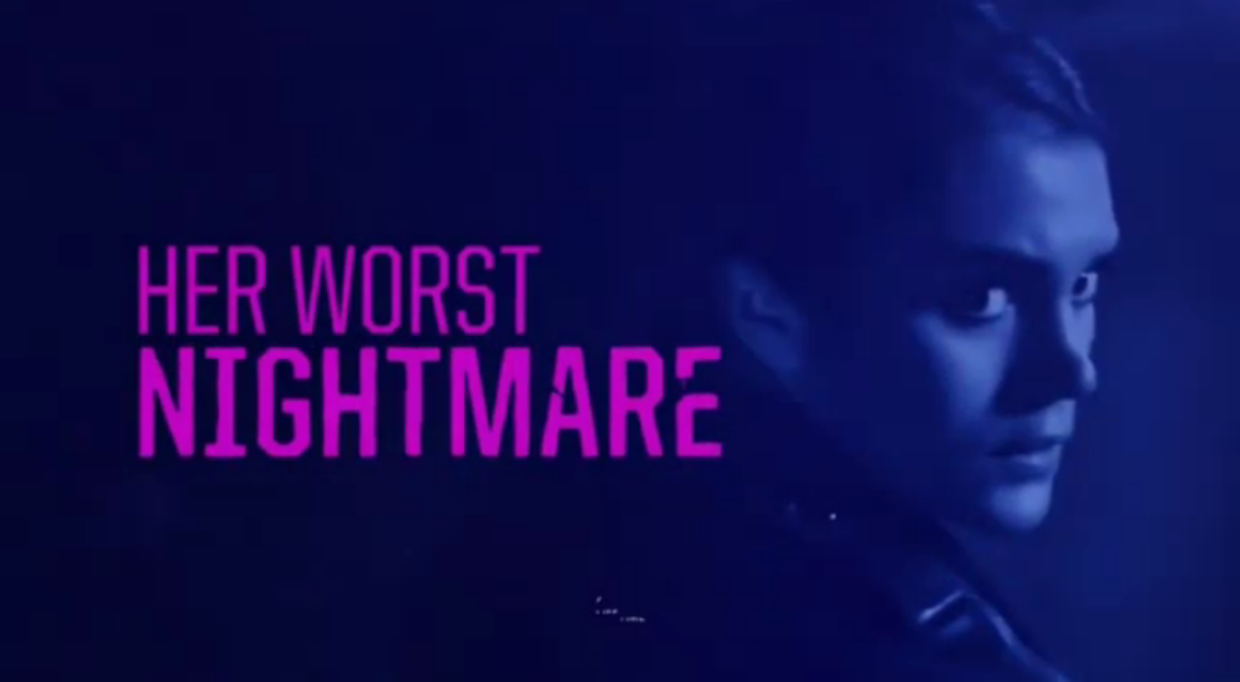 lifetime movies �her worst nightmare� plot synopsis amp cast