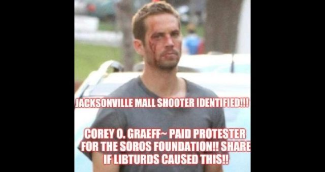 Jacksonville Mall's Shooter Identified