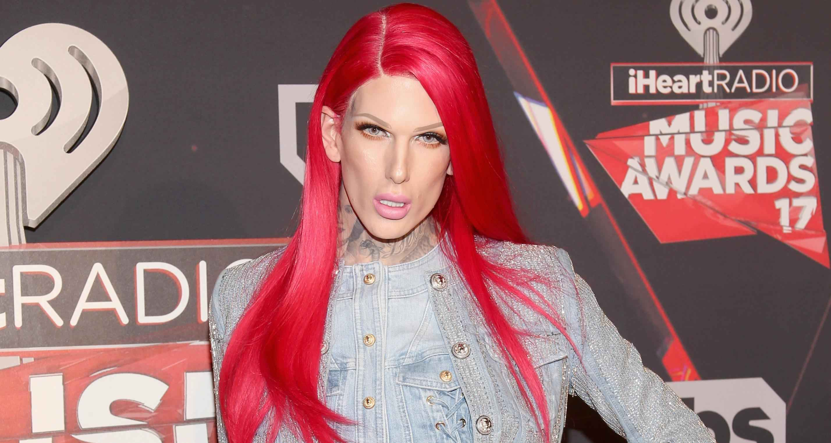 Jeffree Star's Teeth