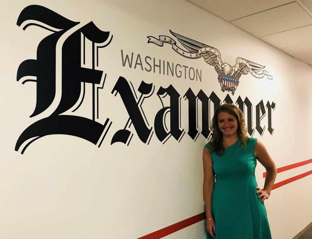 Jenna Ellis Washington Examiner
