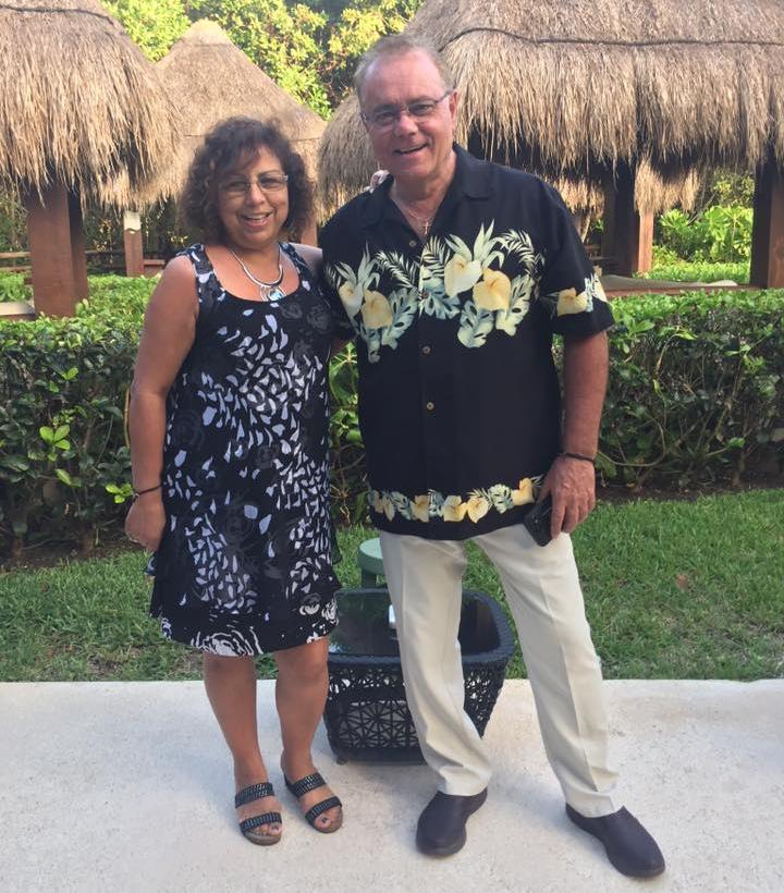 Jess Salgueiro's Parents