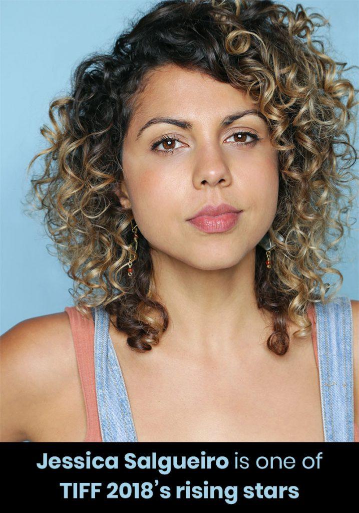 Jessica Salguiero TIFF Rising Star