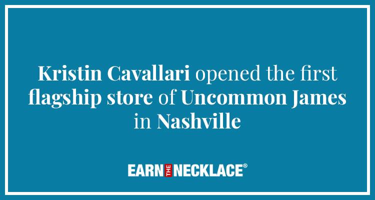 Kristin Cavallari's Uncommon James Store