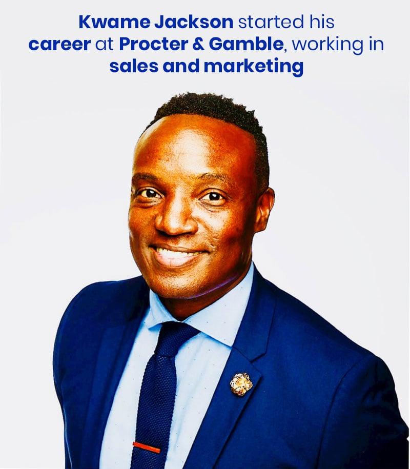 Kwame Jackson's Career