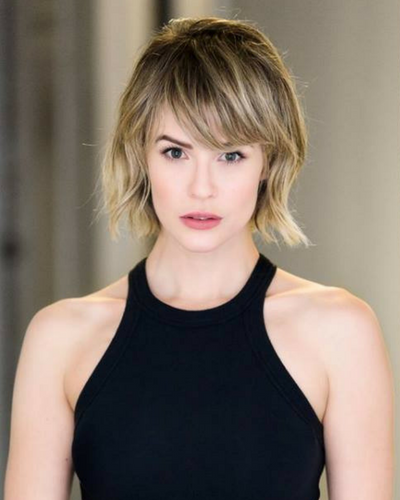 Linsey Godfrey, cast memeber of He's Watching