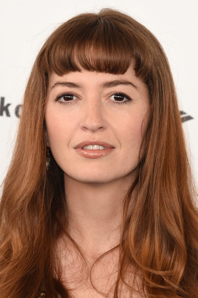 Marielle Heller at the 2016 Film Independent Spirit Awards