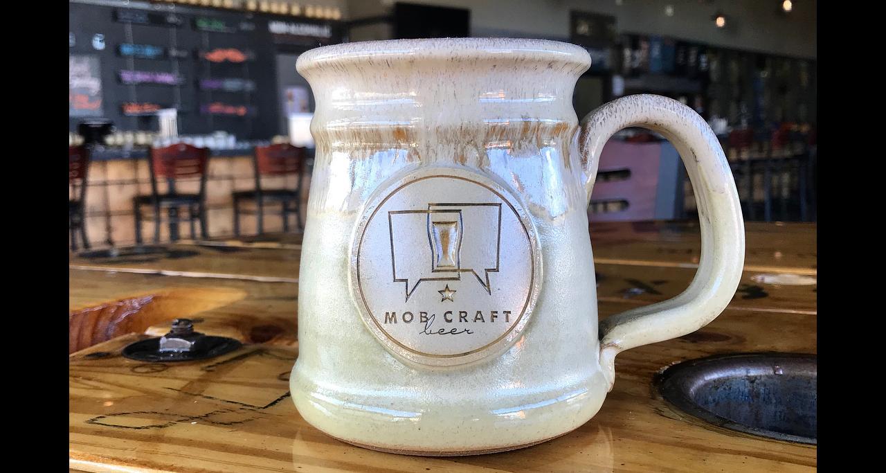 Mobcraft's Beer Mug