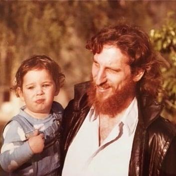 Noah Galuten's Father