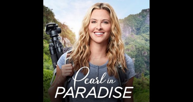 Pearl in Paradise will air on August 18, 2018, on the Hallmark Channel