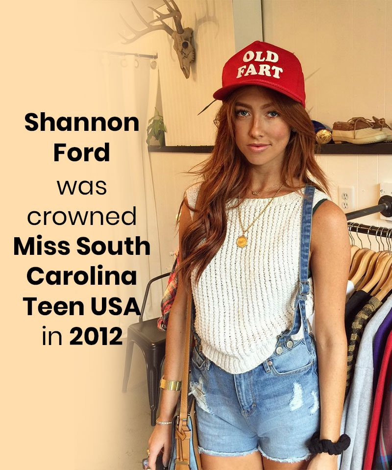Shannon Ford Crowned Miss South Carolina