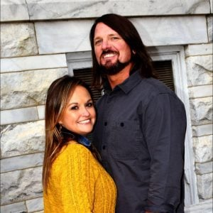Wendy Etris with AJ Styles