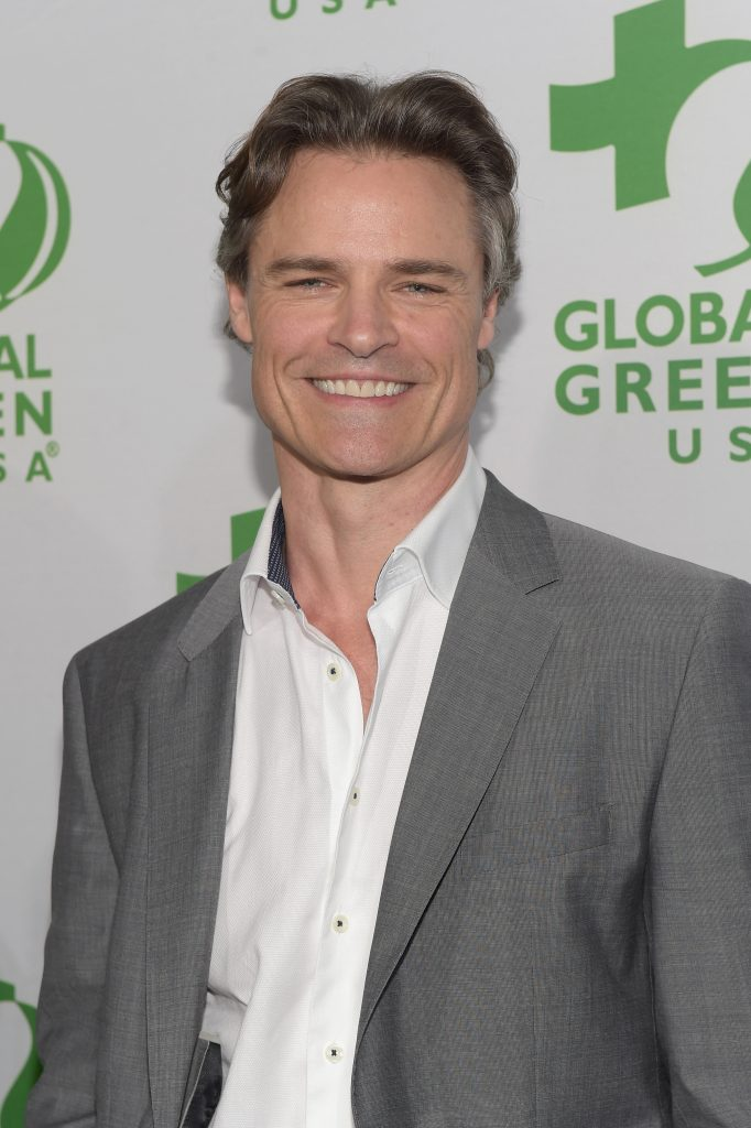 Actor Dylan Neal attends Global Green USA's 12th annual pre-Oscar party at AVALON Hollywood