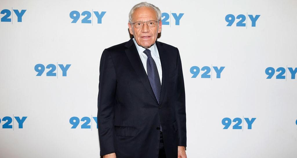 Bob Woodward: I'd Release Book Tapes If Challenged
