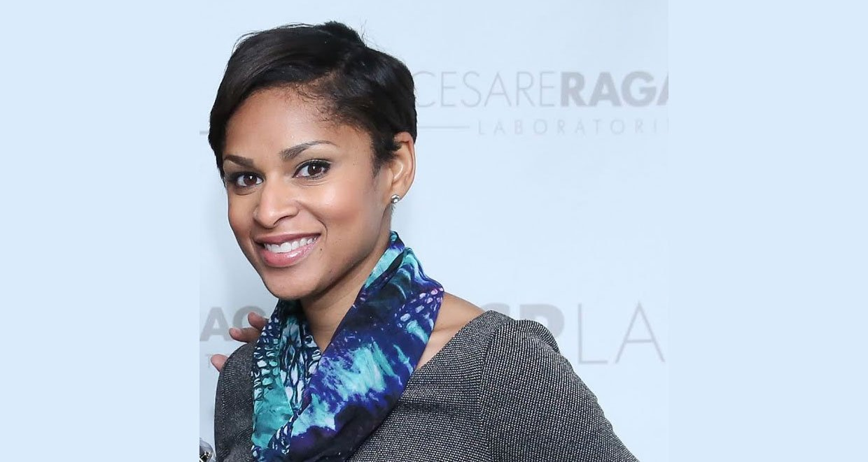 Jericka Duncan attend Cesare Ragazzi USA Launch Event at Hotel on Rivington
