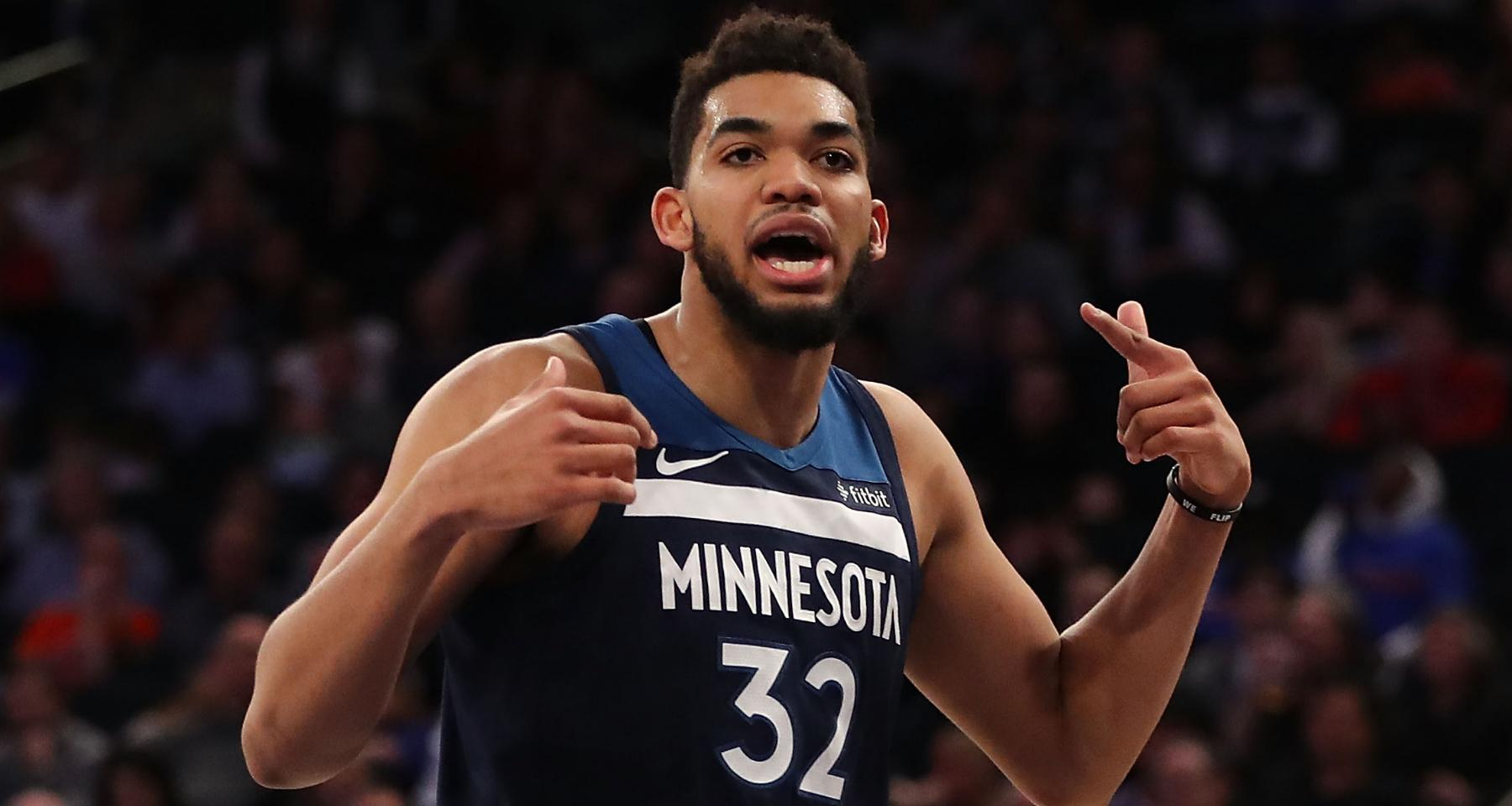 karl anthony towns - photo #12