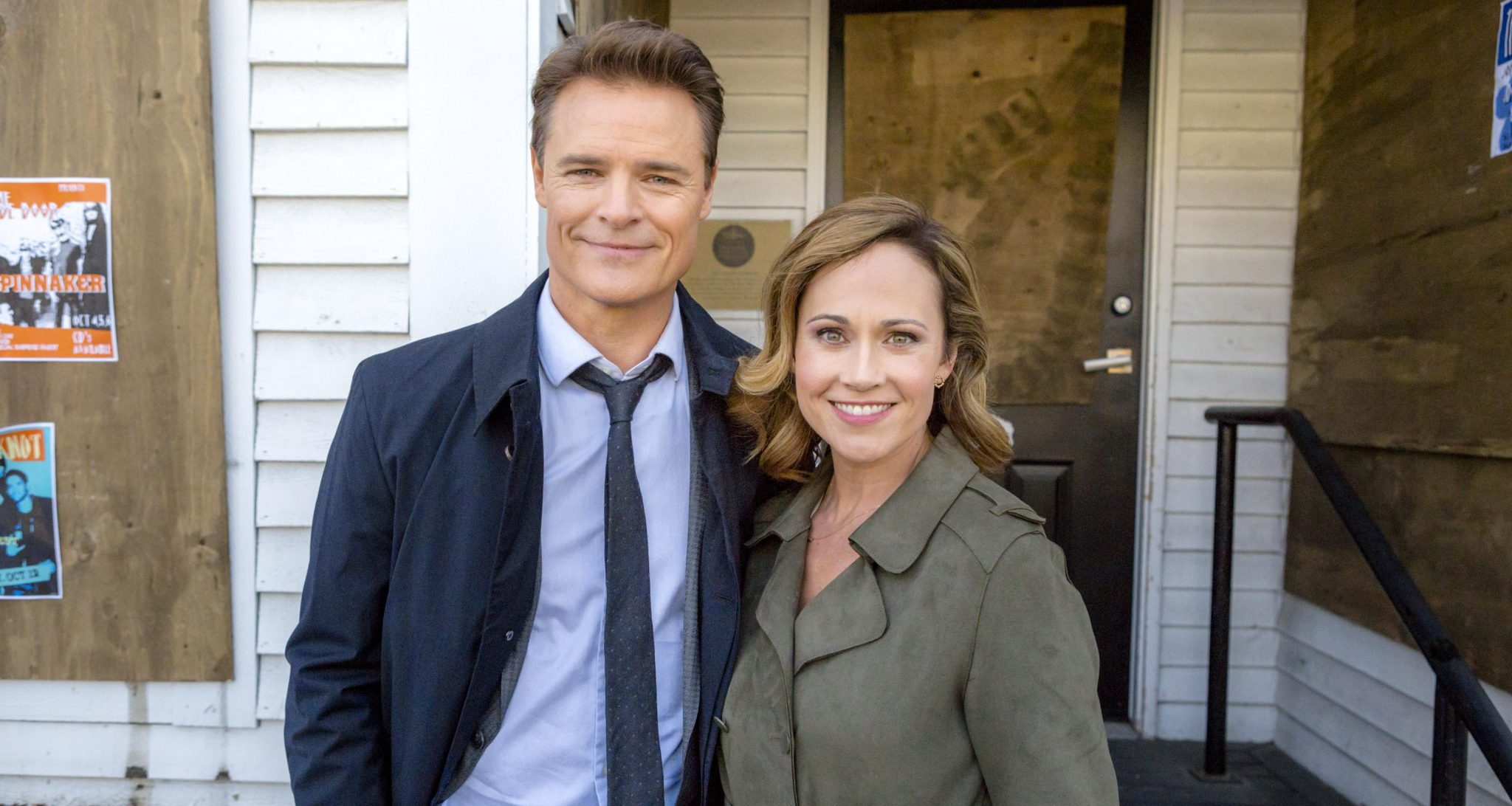 Truly, Madly, Sweetly on September 22 at 9:00 p.m. EST on Hallmark channel
