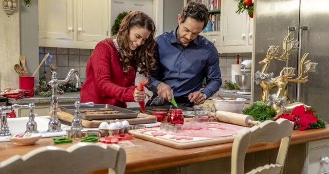 Hallmark Movie Christmas at Pemberley Manor