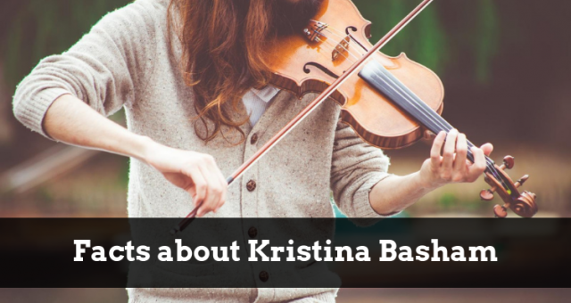 Facts about Kristina Basham