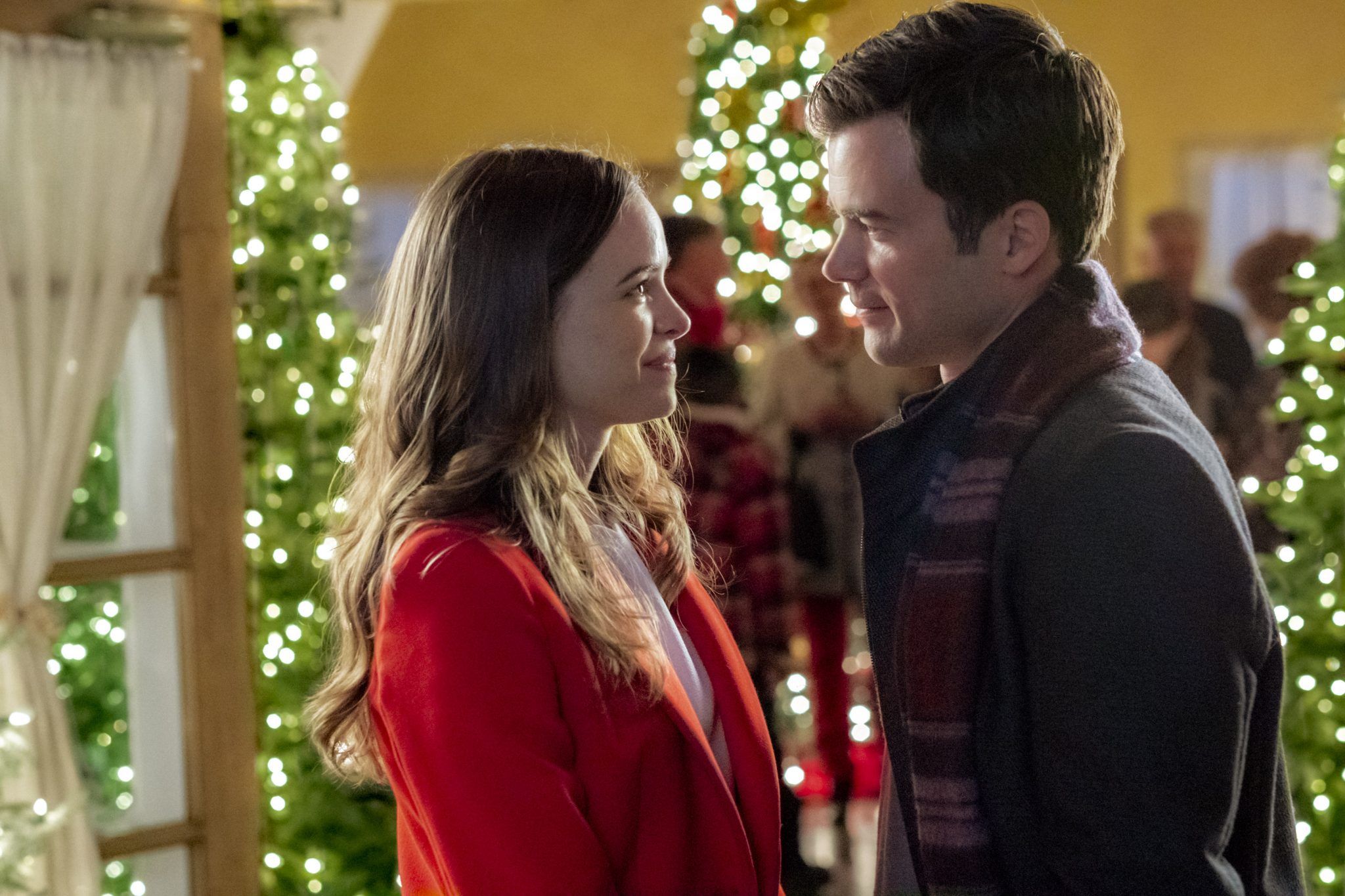 "Hallmark Movies' ""Christmas Joy"""