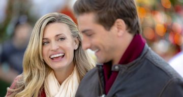 Hallmark Movies' Christmas in Love