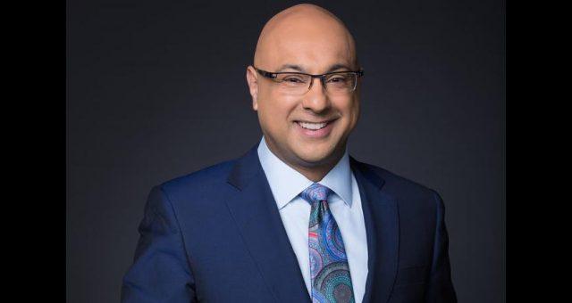 Lori Wachs' Husband Ali Velshi
