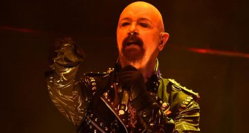 Rob Halford Found Unresponsive