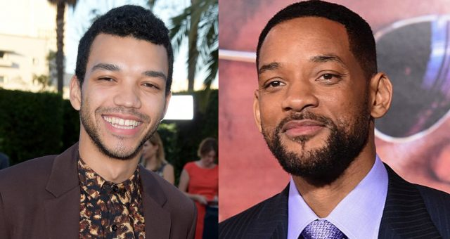 Is Justice Smith Related to Will Smith