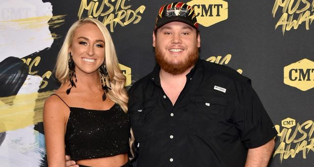 Luke Combs' Girlfriend Nicole Hocking