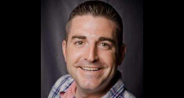 Man Pack's Founder Aaron Tweedie