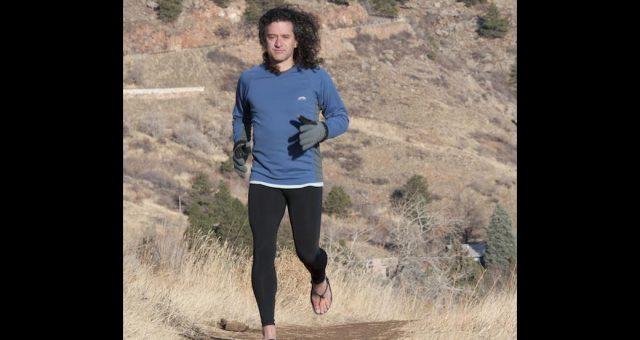 Steven Sashen Running