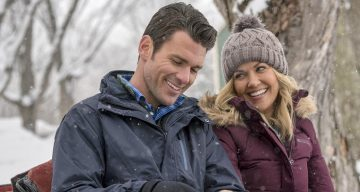Hallmark Channel's Winter Castle