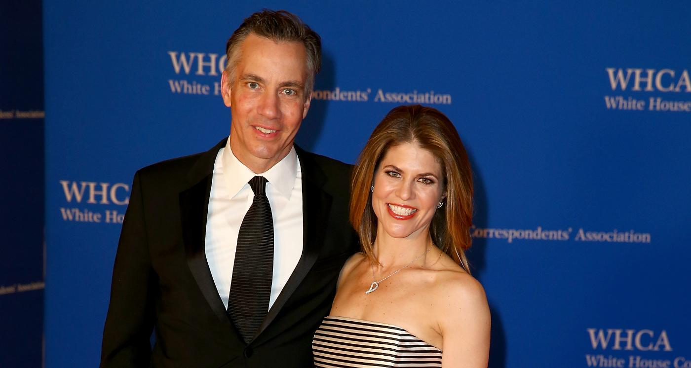Jim Sciutto's Wife Gloria Riviera
